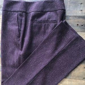 Ann Taylor Petite Signature Trousers